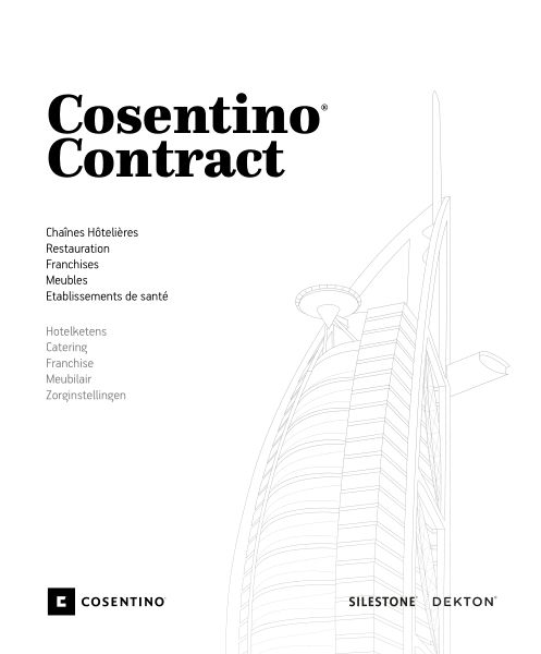Cosentino Contract (FR-NL)